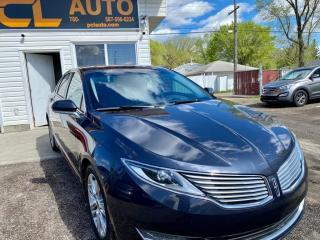 Used 2013 Lincoln MKZ for sale in Edmonton, AB