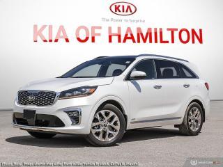 New 2019 Kia Sorento 3.3L SXL for sale in Hamilton, ON