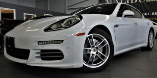 Used 2016 Porsche Panamera edition 4 for sale in North York, ON