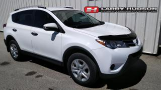 Used 2013 Toyota RAV4 LE AWD | Auto. Transmission | One Owner | Blind Spot Monitoring for sale in Listowel, ON