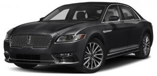New 2020 Lincoln Continental Reserve for sale in Chatham, ON