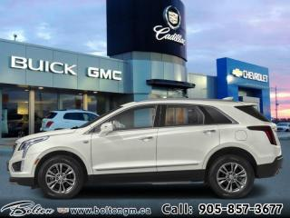 New 2020 Cadillac XT5 Premium Luxury - Leather Seats - $414 B/W for sale in Bolton, ON