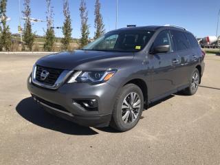 Used 2017 Nissan Pathfinder SL for sale in Fort Saskatchewan, AB