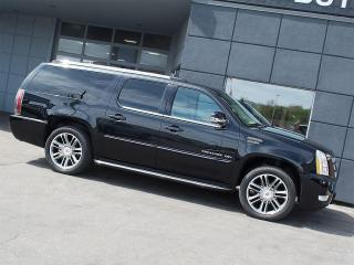 Used 2012 Cadillac Escalade ESV ESV|NAVI|REARCAM|DUAL DVD|8 SEATS for sale in Toronto, ON