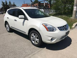 Used 2012 Nissan Rogue 137KM,RIMS,B/U CAM,SAFETY+3YEARS WARRANTY  INCLUDE for sale in Toronto, ON