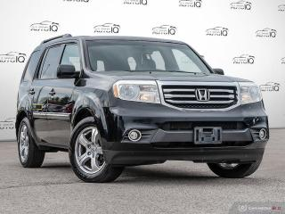 Used 2013 Honda Pilot EX-L AS-IS | 3.5L V6 | 4X4 | Leather | Alloys | Automatic! for sale in Oakville, ON