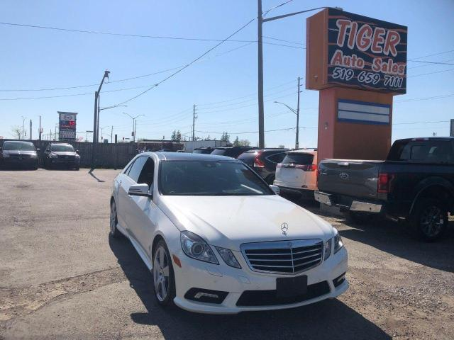 2011 Mercedes-Benz E-Class E 350 4MATIC*BROWN LEATHER*ONLY 99KMS*NAVI*CAM*