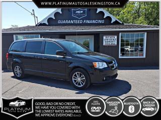 Used 2015 Dodge Grand Caravan SE/SXT for sale in Kingston, ON