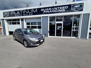 Used 2012 Ford Focus SE for sale in Kingston, ON
