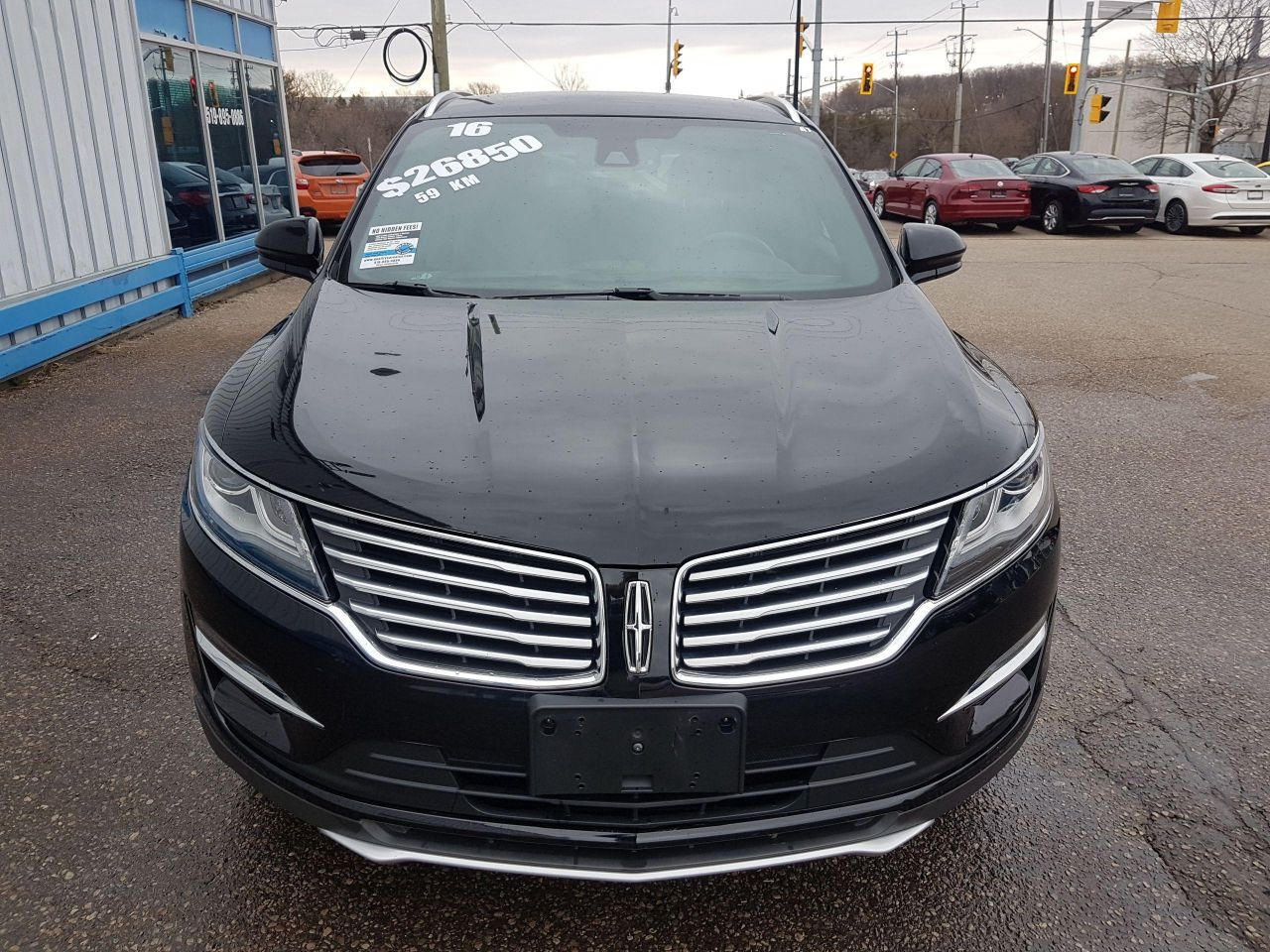 2016 Lincoln MKC
