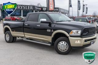 Used 2017 RAM 3500 Longhorn for sale in Barrie, ON