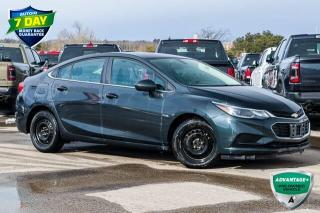 Used 2018 Chevrolet Cruze LT Auto LT Turbo for sale in Barrie, ON