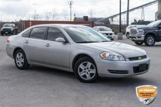 Used 2008 Chevrolet Impala LS for sale in Barrie, ON