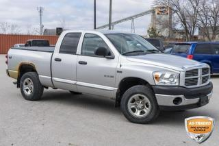 Used 2008 Dodge Ram 1500 SXT/SLT for sale in Barrie, ON