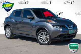 Used 2016 Nissan Juke SV for sale in Barrie, ON