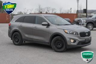 Used 2016 Kia Sorento 3.3L LX + SUV for sale in Barrie, ON