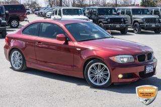 Used 2012 BMW 1 Series 128 I COUPE for sale in Barrie, ON