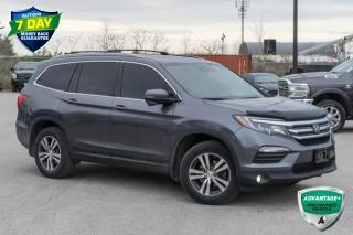 Used 2017 Honda Pilot EX-L Navi SUV for sale in Barrie, ON