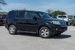 Used 2011 Honda Pilot EX-L SUV for sale in Barrie, ON