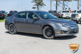 Used 2010 Ford Fusion SE for sale in Barrie, ON