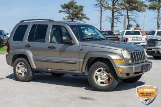 Used 2007 Jeep Liberty Sport for sale in Barrie, ON