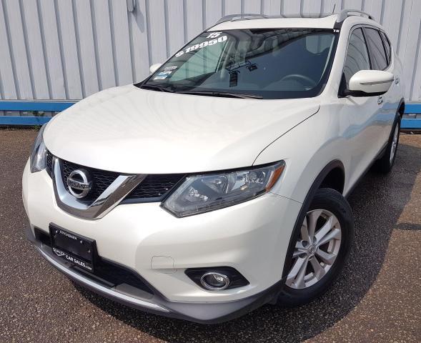 2015 Nissan Rogue SV AWD *SUNROOF*