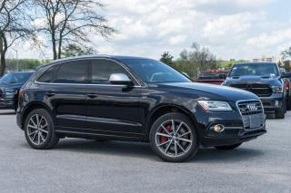 Used 2017 Audi SQ5 3.0T Technik for sale in Barrie, ON
