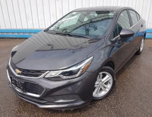 Used 2016 Chevrolet Cruze LT *SUNROOF-HEATED SEATS* for sale in Kitchener, ON