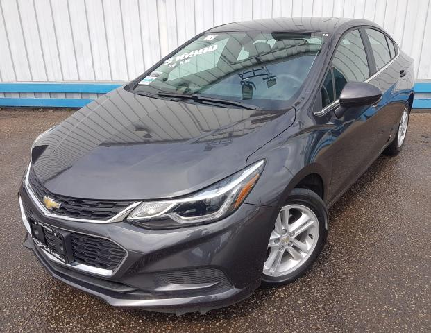 2016 Chevrolet Cruze LT *SUNROOF-HEATED SEATS*
