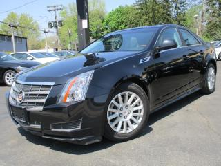 Used 2010 Cadillac CTS Sedan 3.0L AWD|LUXURY|13,000KMS ONLY|NAVIGATION|LOW KMS for sale in Burlington, ON