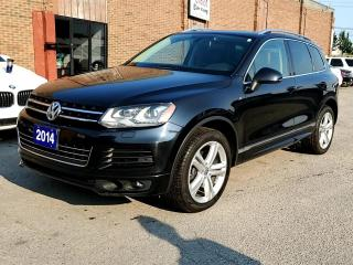 Used 2014 Volkswagen Touareg 4dr V6 Execline for sale in Kitchener, ON