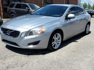 Used 2013 Volvo S60 4DR SDN T6 AWD for sale in Kitchener, ON
