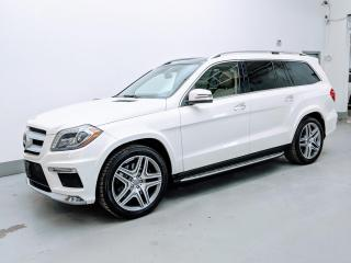 Used 2013 Mercedes-Benz GL-Class GL 350/AMG SPORT PKG/ATTENTION ASSIST/PUSH BUTTON START! for sale in Toronto, ON
