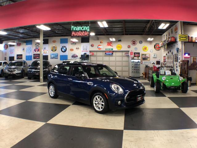2016 MINI Cooper Clubman CUNTRYMAN 6 SPEED LEATHER PANORAMIC ROOF 47K
