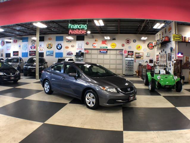 2015 Honda Civic Sedan LX AUT0 A/C H/SEATS BACKUP CAMERA BLUETOOTH