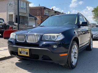 Used 2008 BMW X3 AWD 4dr 3.0si for sale in Scarborough, ON