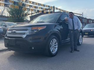Used 2013 Ford Explorer 4WD 4dr XLT for sale in Scarborough, ON