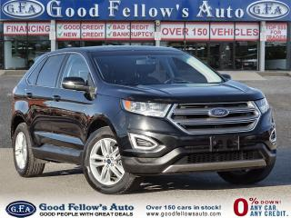 Used 2016 Ford Edge SEL MODEL, 3.5L 6CYL, FWD, REARVIEW CAMERA, NAVI for sale in Toronto, ON