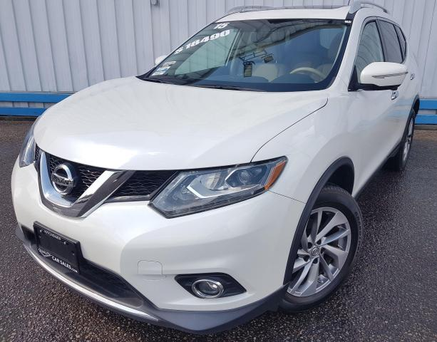 2015 Nissan Rogue SL AWD *LEATHER-SUNROOF*