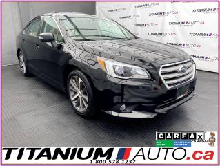 Used 2016 Subaru Legacy Limited+EyeSight+Tech PKG+GPS+Radar Cruise+LDW+BSM for sale in London, ON