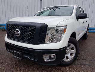 Used 2017 Nissan Titan CREW CAB 4X4 for sale in Kitchener, ON