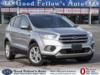 Used 2017 Ford Escape SE MODEL, 1.5L, FWD, REARVIEW CAMERA, HEATED SEATS for sale in Toronto, ON