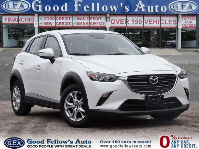 2019 Mazda CX-3 GS MODEL, AWD, REARVIEW CAMERA, HEATED SEATS