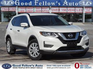 Used 2017 Nissan Rogue S MODEL, AWD, 4CYL, REARVIEW CAMERA, HEATED SEATS for sale in Toronto, ON