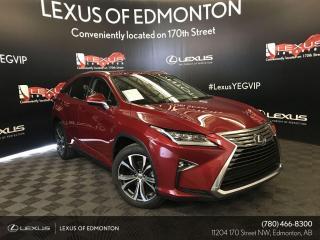 Used 2017 Lexus RX 350 for sale in Edmonton, AB