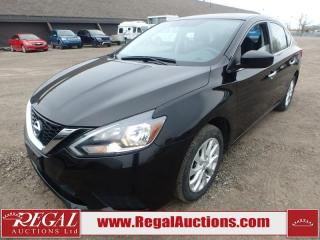 Used 2018 Nissan Sentra SV 4D Sedan AT 1.8L for sale in Calgary, AB