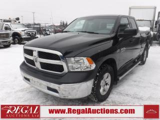 Used 2018 RAM 1500 SXT Quad Cab SWB 4WD 5.7L for sale in Calgary, AB