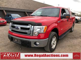 Used 2014 Ford F-150 XLT 4D SUPERCREW 4WD 3.5L for sale in Calgary, AB