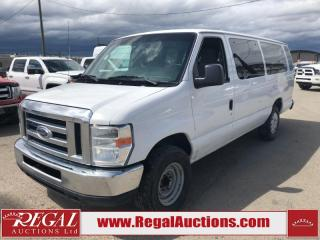 Used 2012 Ford E350 ECONOLINE WAGON for sale in Calgary, AB