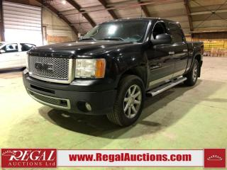 Used 2009 GMC Sierra 1500 Denali 4D Crew CAB 4WD for sale in Calgary, AB